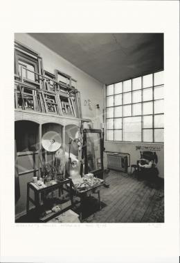 László Lugo Lugosi - Tamás Lossonczy's Atelier