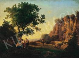 id. Markó Károly köre - Mitológiai jelenet