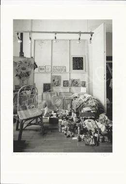 László Lugo Lugosi - Oszkár Papp's atelier