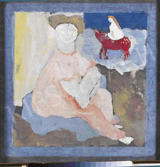 For sale  Anna, Margit - By the Water, 1936 's painting