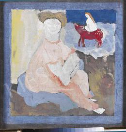 Anna Margit - Vízparton, 1936