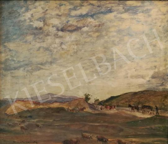 Eladó Kernstok Károly - Hazafelé festménye