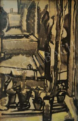 Gruber Béla - Kilátás az ablakból