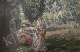 Márk Lajos - Hölgyek a szabadban