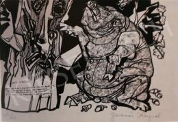 Hajnal János - Illusztráció, Trilussa, 1977 után