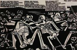 Hajnal János - Illusztráció, Trilussa, 1977