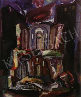Hajnal János - Az ördög széke, 1959