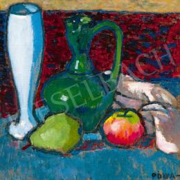Pólya Tibor - Műtermi csendélet, 1910-es évek