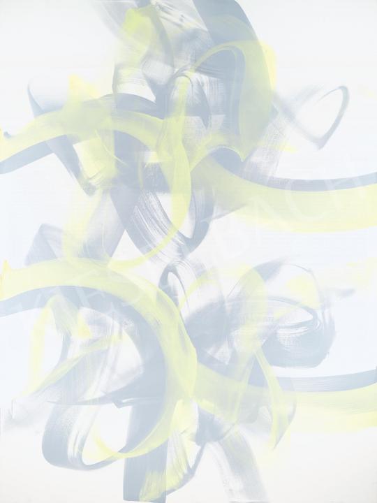 Nádler István - Két lépés II., 2008 | 59. Őszi Aukció aukció / 96 tétel