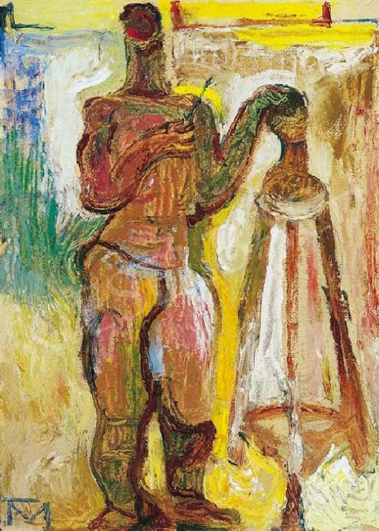 Tóth, Menyhért - The Sculptor | 15th Auction auction / 181 Item