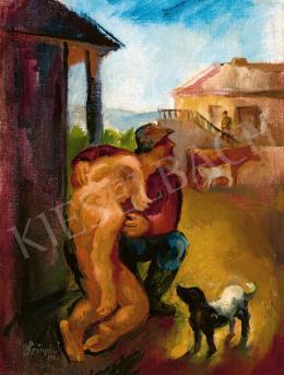 Szőnyi, István - The Prodigal Son, 1923