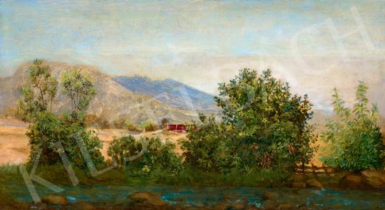 Ligeti Antal - Patakparton | 59. Őszi Aukció aukció / 114 tétel