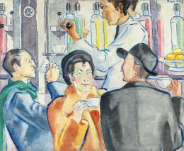 Móricz Margit - Római kávéház, 1937