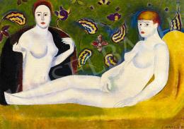 Járitz, Józsa - Parisian Nudes, 1929