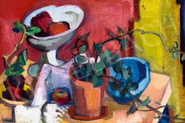 Gráber Margit - Csendélet, 1929