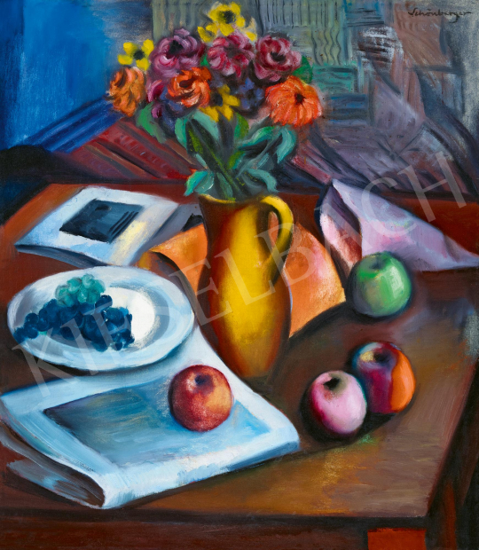 Schönberger, Armand - Artdeco Still Life | 59th Autumn Auction auction / 151 Item