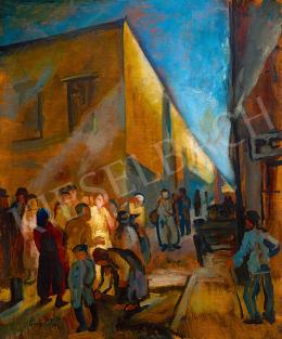 Szőnyi István - Római utca, 1923