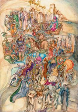 Batthyány Gyula - Edward király, angol király