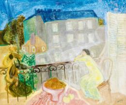 Szín, György - Memory of Paris, 1935