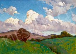 Komáromi-Kacz, Endre (Komáromi Katz Endre) - Clouds