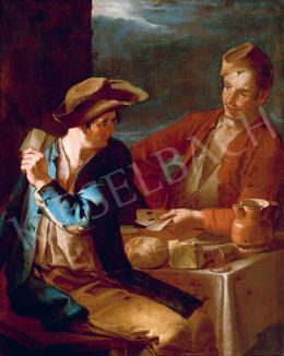 Cipper, Giacomo Francesco - Kártyázó fiúk