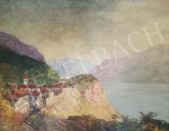 Eladó  Háry Gyula - Tremosin látképe festménye
