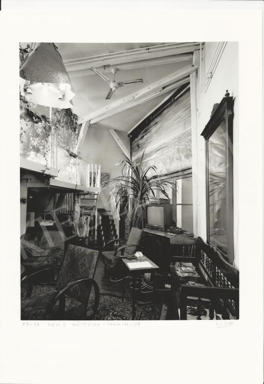 For sale  László Lugo Lugosi - Gyula Pauer's atelier, 2004 's painting