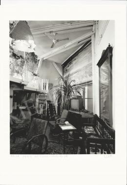 László Lugo Lugosi - Gyula Pauer's atelier, 2004