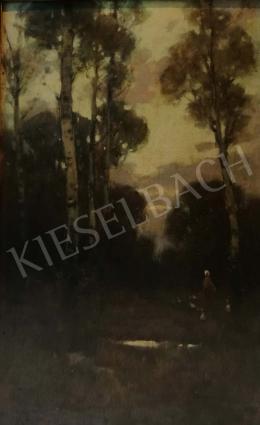 Komáromi-Kacz Endre - Őszi erdő