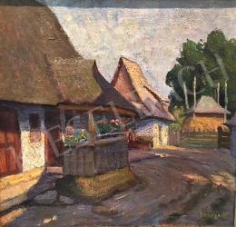 Bencze, Margit - Transylvanian Porch