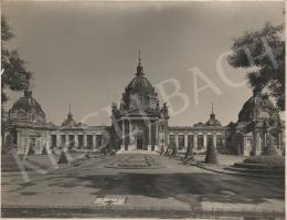 Balogh Rudolf - Széchenyi fürdő, Budapest (1938. k.)