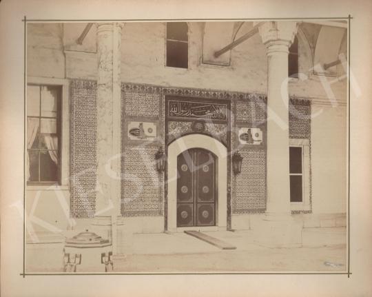 Eladó Ismeretlen fotós - Mecset udvara festménye