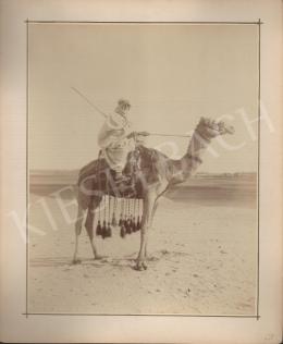Ismeretlen fotós - Tuareg harcos (1880-as évek)