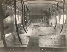 Ismeretlen fotós - Vasútikocsi építése a Ganznál