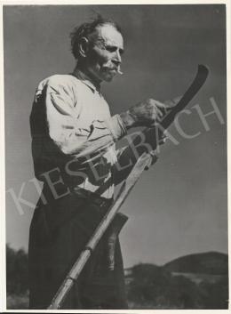 Lapu Ferenc - Öreg kaszás