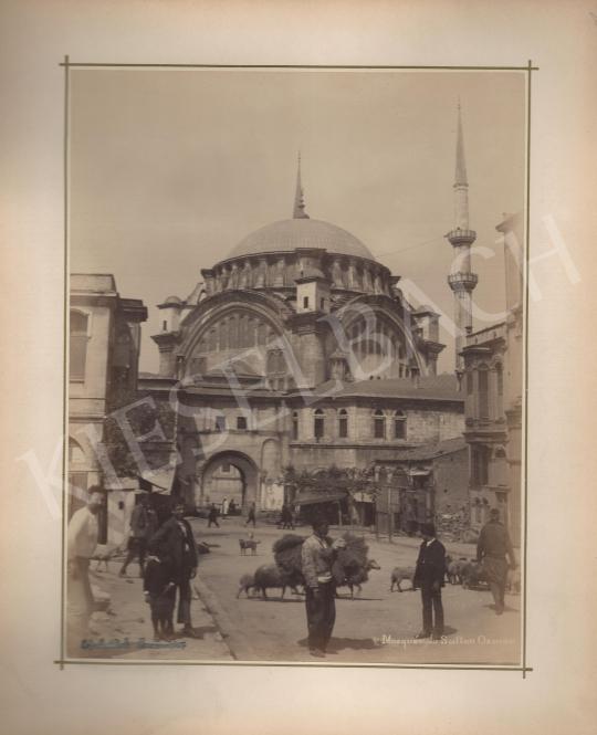 Eladó  Abdullah fivérek - Mosquée du Sultan Osman  festménye
