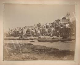 Félix Adrien Bonfils  - Jaffa a kikötő felől