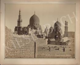 Félix Adrien Bonfils  - A kalifa síremléke, Kairó