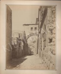 Félix Adrien Bonfils  - Jeruzsálem Ecce Homo