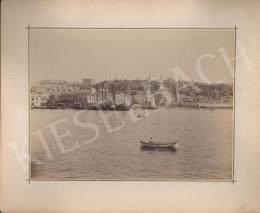 Ismeretlen fotós - A Boszporusz (Konstantinápoly)