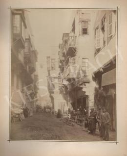 Ismeretlen fotós - Mesterségek utcája