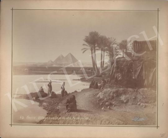 Eladó Ismeretlen fotós - Piramisok  festménye