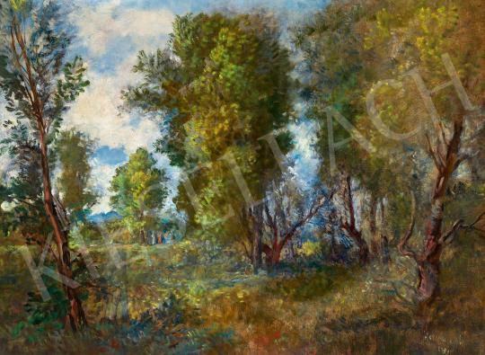 For sale  Herman, Lipót - Forest, 1939 's painting