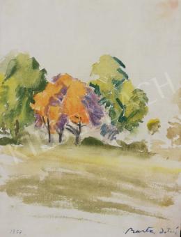 Barta, István - Autumn Landscape, 1957