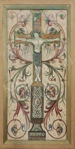 Ismeretlen magyar festő - Jézus