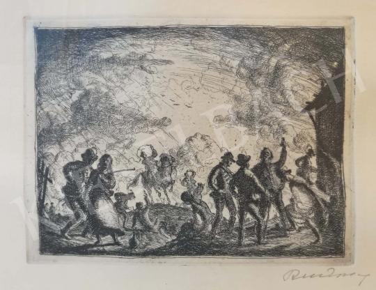 For sale  Rudnay, Gyula - Dance 's painting