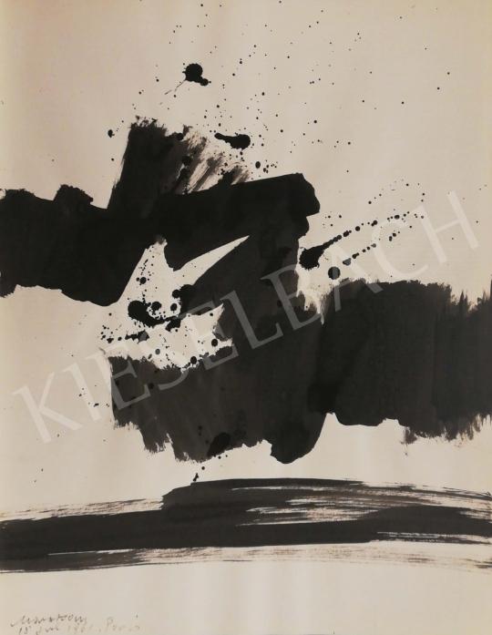 For sale Marosán, Gyula - Penmanship V., 1961 's painting