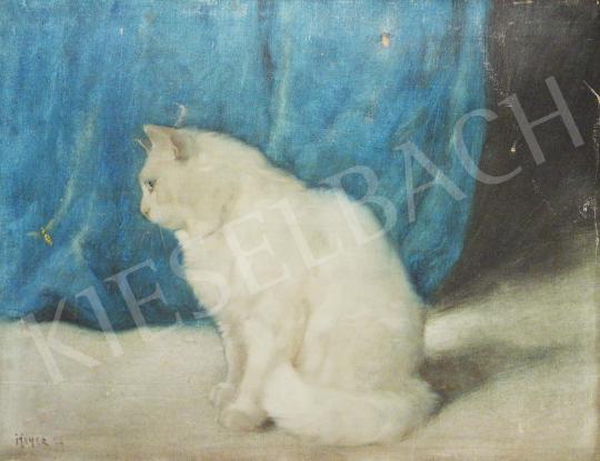 For sale Heyer, Artur, - Little Kitty 's painting