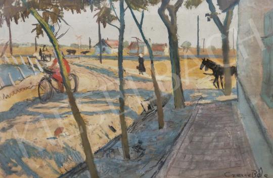 Eladó Czene Béla - Nyári délután festménye
