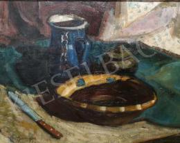 Boross Géza - Asztali csendélet
